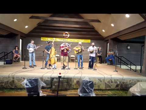Carson Peters Grey Eagle At Galax 2015 By Mandolicious Music