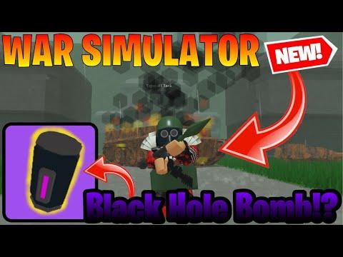 Roblox War Simulator New Update [GRENADES!] (War Simulator Halloween Update) *UPDATE 2*