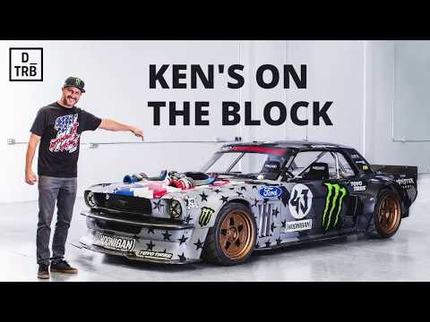 Ken Block interview SEMA 2017 – Gymkhana 10 DriveTribe Exclusive