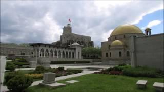 Грузия с детьми.Серия 11. Ахалцихе крепость рабатახალციხის ციხე грузия июнь