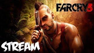 Far Cry 3 Стрим Прохождение I Часть 1