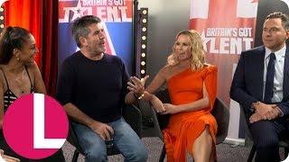 The Britain&#39s Got Talent Judges Discuss Ant&#39s Emotional Return to the Show  Lorraine