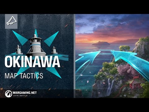 Map Tactics - Okinawa