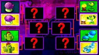 Plants Vs Zombies Mod Tournament PvZ 1 Vs PvZ 2 Gameplay Plantas Contra Zombies 2