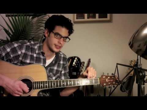 Gitarre lernen für Anfänger Teil1:drei Akkorde SUPEREINFACH!!