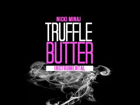 Nicki Minaj - Truffle Butter (INSTRUMENTAL) W/ DOWNLOAD