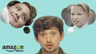 People Share Bad Advice Stories // Presented by BuzzFeed & The Amazon Originals Series Red Oaks