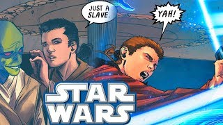 Why Young Anakin HATED Fellow Younglings(CANON) - Star Wars Comics Explained