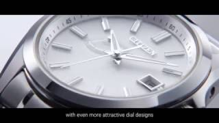Crafting Timepieces - CITIZEN Eco-Drive(, 2017-03-01T06:50:09.000Z)