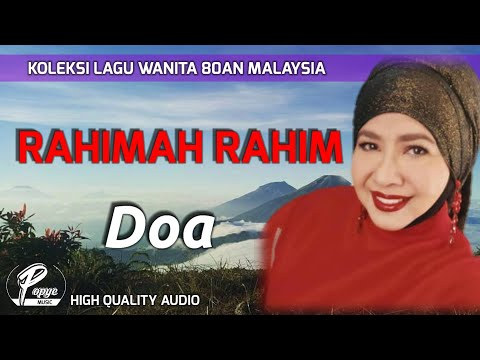 DOA - RAHIMAH RAHIM (HIGH QUALITY AUDIO) WITH LYRIC