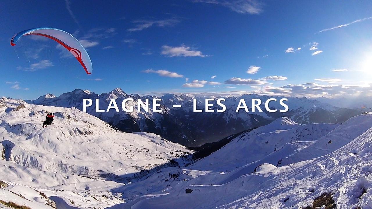 Ski Plagne - Les Arcs France | GoPro