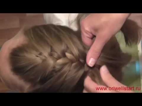 Как красиво заплести волосы в домашних условиях (фото и видео)