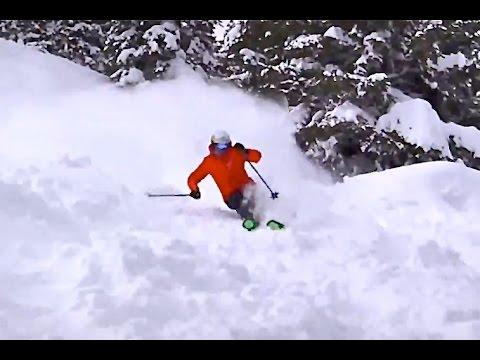 Aspen Mountain, CO - Chris Davenport's stomping grounds