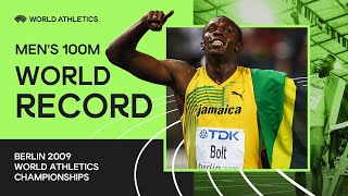 Download World Record | Men's 100m Final | IAAF World Championships Berlin 2009 Mp3 and Videos