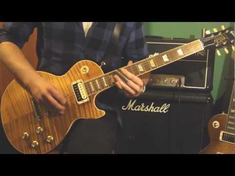 Slash's Snakepit – Beggars and Hangers On (FULL guitar cover) HD
