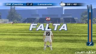 real madrid the game gameplay español