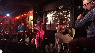 Winifred Horan Trio - The Burren Backroom - 5/6/18