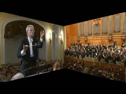 VLADIMIR PONKIN & The Moscow Philharmonic Orchestra   Ravel   La Valse