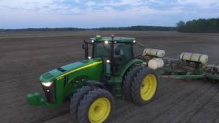 2016 Sugar Beet Planting - Lynn Island Farms
