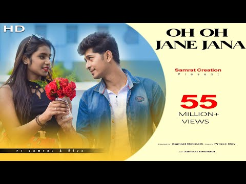 Mix - Oh Oh Jane Jaana | Cute Love Story | Pyaar Kiya Toh Darna Kya | College Love