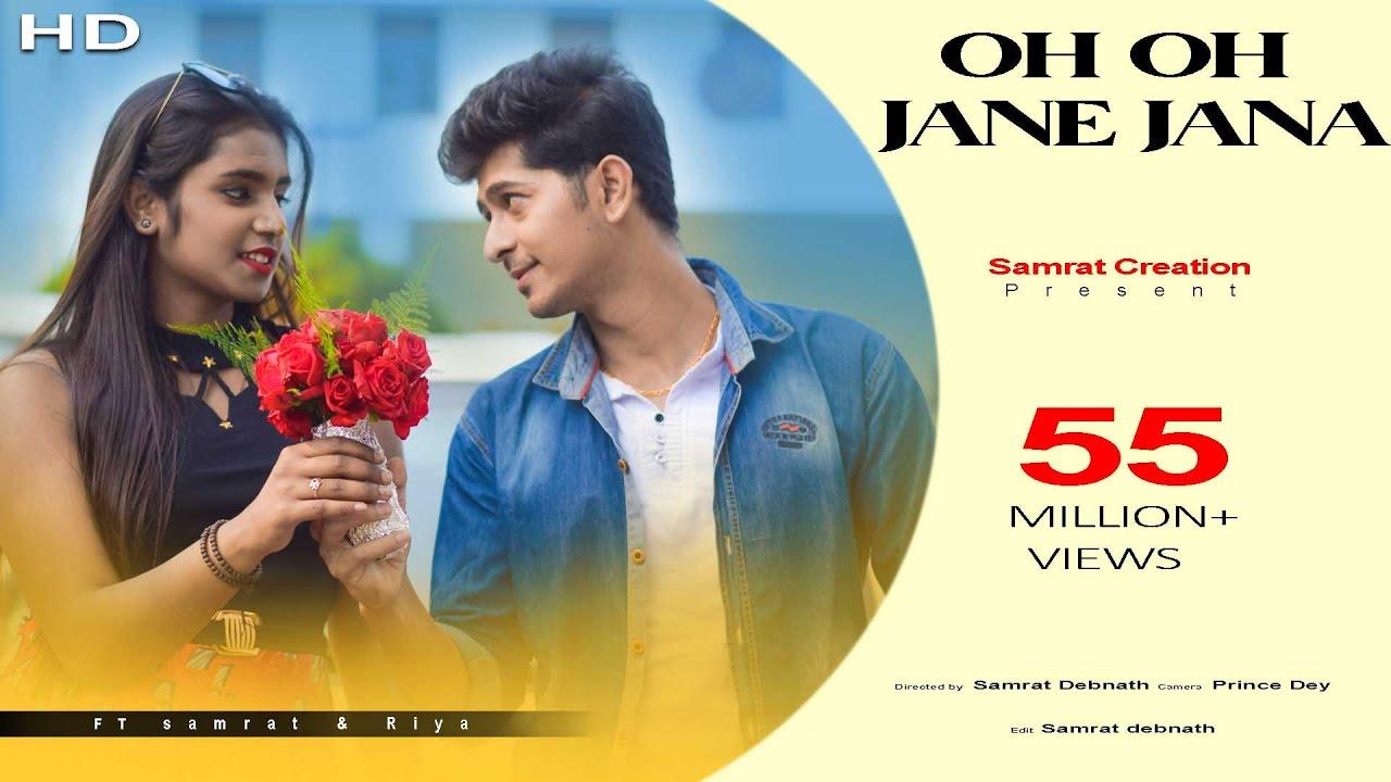 Oh Oh Jane Jaana | Cute Love Story | Pyaar Kiya Toh Darna Kya | College Love #1