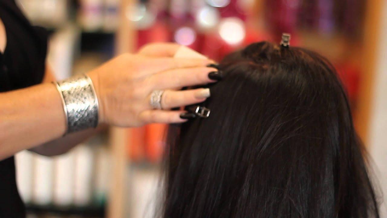 Hair Extensions Keratin Glue Sticks Hair Extensions Youtube