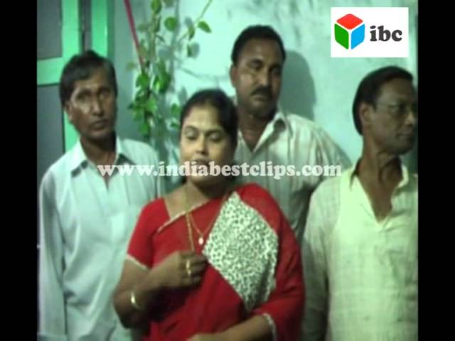 indian aunty acting in chintamani natakam Travel Video