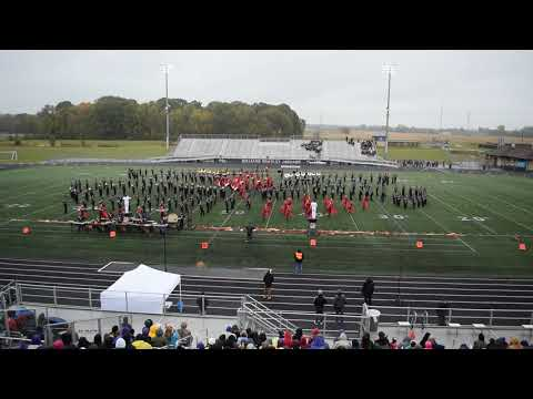 North Royalton High School Marching Band State Finals Performance - Oct 27 2018