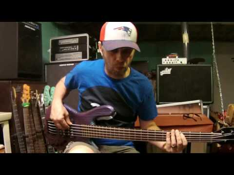 Stone In Love - Journey (Ross Valory) bass cover