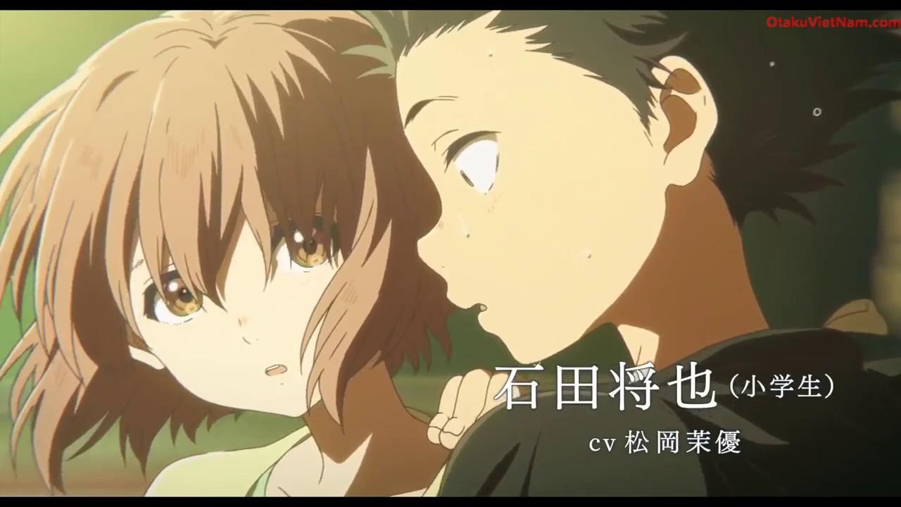 Koe no Katachi | Tuyển tập nhạc phim anime hay nhất - Phần 1