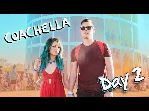 COACHELLA DAY 2 🌵Beyonce performs!