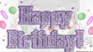 HAPPY BIRTHDAY (Maligayang kaarawan)
