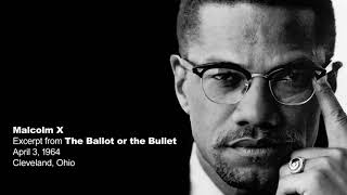 birmingham jail vs ballot or the bullet Rhetorical analysis of malcolm x's speech, the ballot or the bullet - malcolm x: his very name is a stab to the beliefs of the white supremacists of his time x symbolizing the rejection of slave-names' and the absence of an inherited african name to take its place.