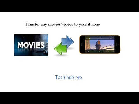 how to put video in iphone using itunes