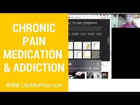 Chronic Pain Medications and Addiction