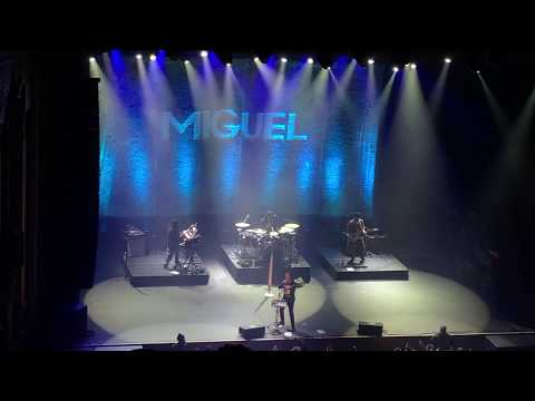 Miguel - Sky Walker @ 106 KMEL Holiday House of Soul Oakland (12/13/17) [4K]
