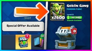 """UNLOCKING 2600 """"GOBLIN GANGS"""" in 5 MINUTES! (MUST SEE) 