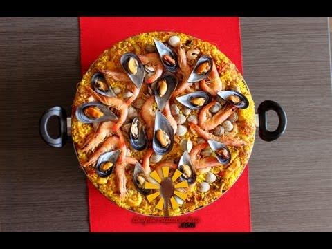 Cómo preparar Paella Mixta o Arroz a la...