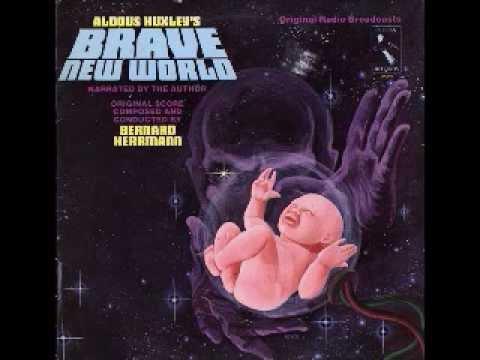 Aldous Huxley - schöne neue Welt (brave new world) (BR 1984)/Science Fiction Hörspiel