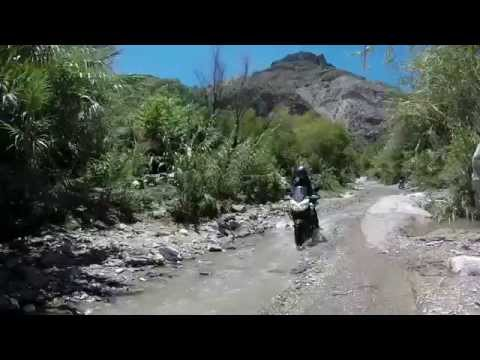 Rodada a La Higuera, Peñamiller Pulsar 200 NS
