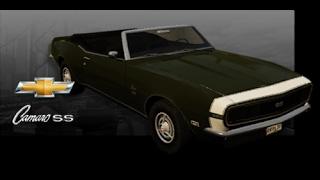 Driver San Francisco - Chevrolet Camaro SS