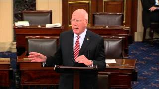 Leahy Supports Change In Senate Rules To Address Unprecedented Filibusters