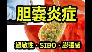 胆嚢炎  l 過敏性腸症候群 症状 l SIBO治療