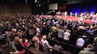 Our Father + Spontaneous Worship + I Exalt Thee - Bethel Church feat Derek Johnson - April 29, 2012
