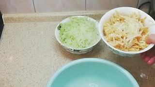 bella. culinary_ivanovo. Салат:ЗДОРОВЬЕ : или салат из зелёной редьки с яблоком.