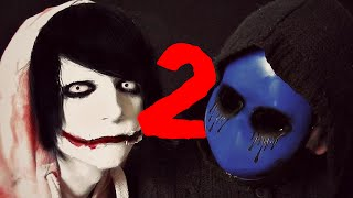 One of BaptismOnFire's most viewed videos: ASK JEFF THE KILLER AND EYELESS JACK (Episode 2)