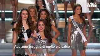 Miss Universo 2017 e' sudafricana