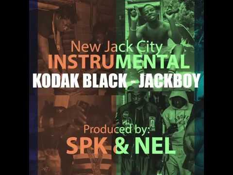 Instrumental, Kodak Black - Jackboy - New Jack City (Prod. by SPK & NEL)