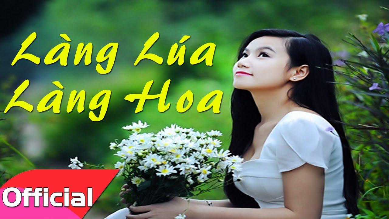 Download [Karaoke HD] Làng Lúa Làng Hoa - Trung Anh