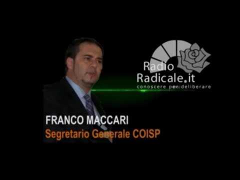 Radio Radicale, Cittadini in Divisa 21 feb 2017 - COISP, intervista a Franco Maccari